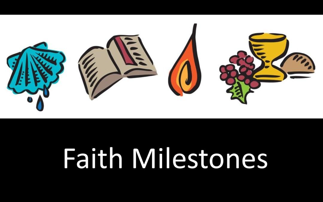Milestone Ministry Celebration March 5