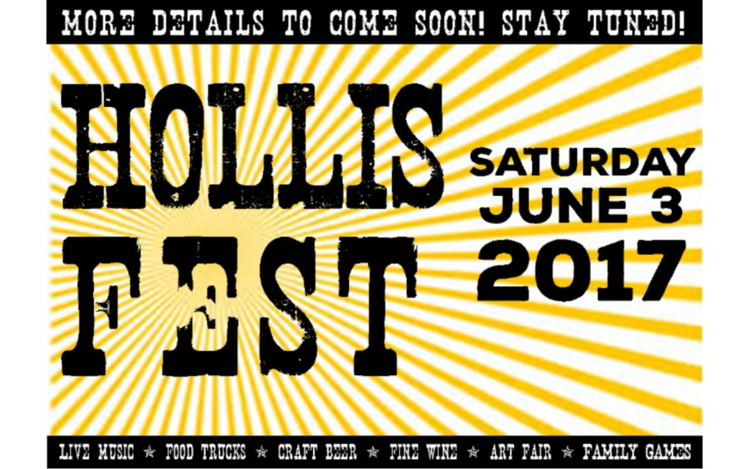 Hollis Fest – June 3