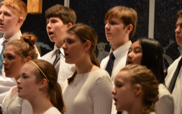 Lutheran High KC Choir