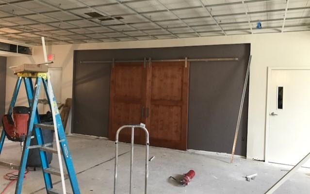 Fellowship Hall Renovation Update – August 30
