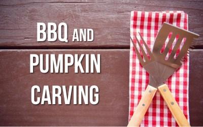 FellowShipmates BBQ and Pumpkin Carving