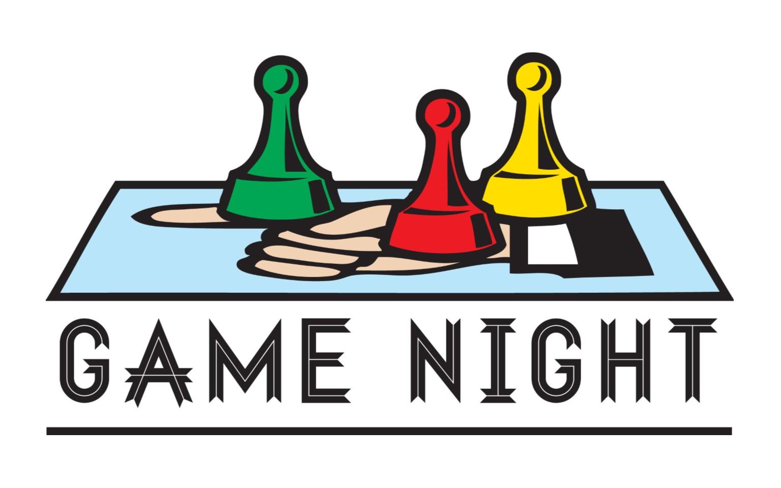 junior youth board game night tlcms org rh tlcms org game night clipart free Family Game Night Flyer