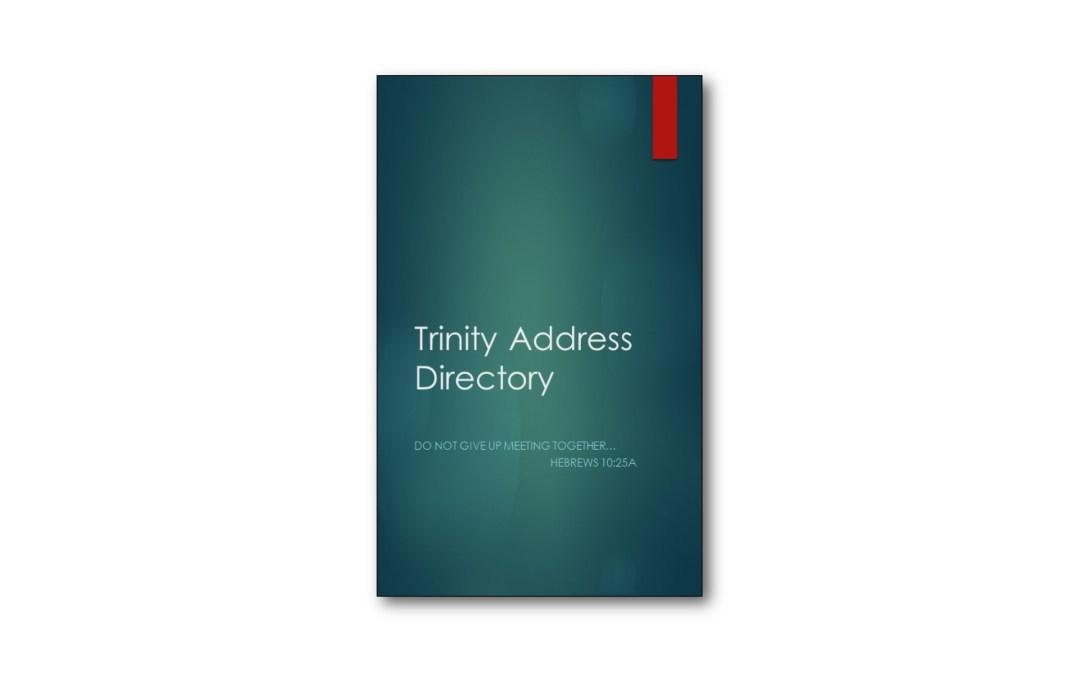 Printed Directories
