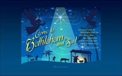 Children's Christmas Rehearsals