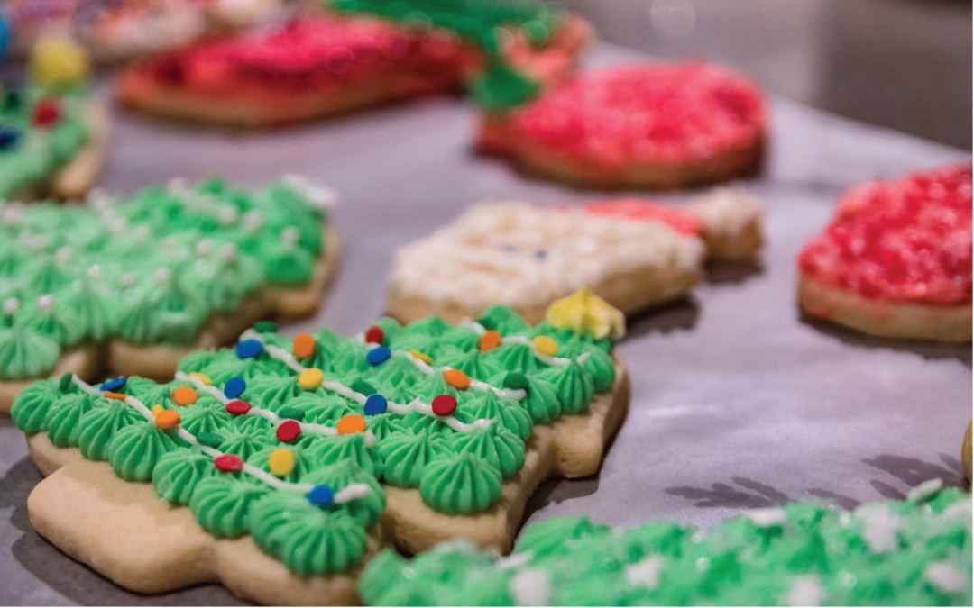 Christmas Cookie Walk