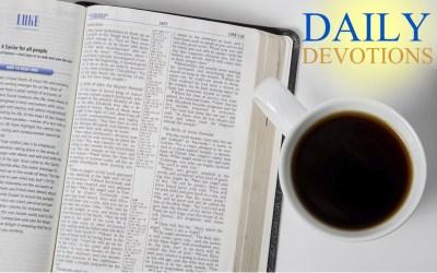 Lenten Devotionals