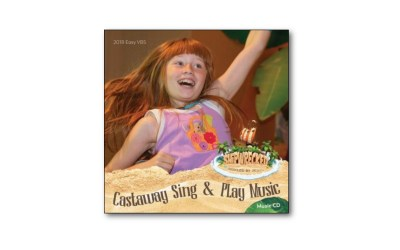 NEW! Pre-order VBS Music CDs