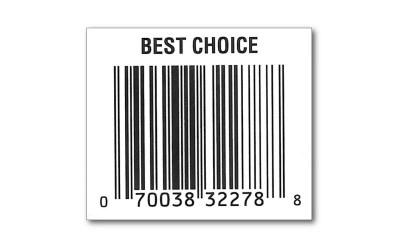 Best Choice Bar Codes