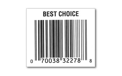 Best Choice Bar Codes