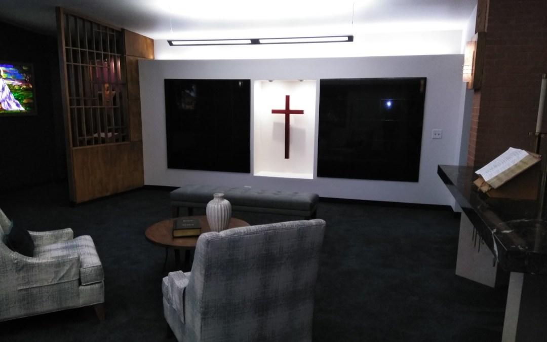 Columbarium Dedication September 16