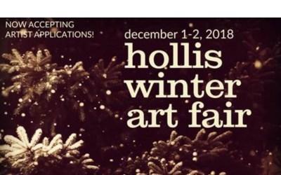 Hollis Ninth Annual Winter Art Fair