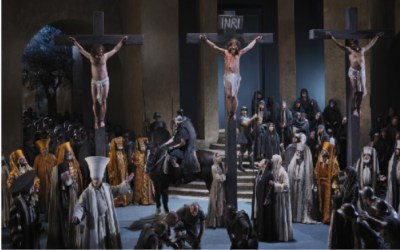 Experience Germany: Lutherland and Oberammergau Passion Play