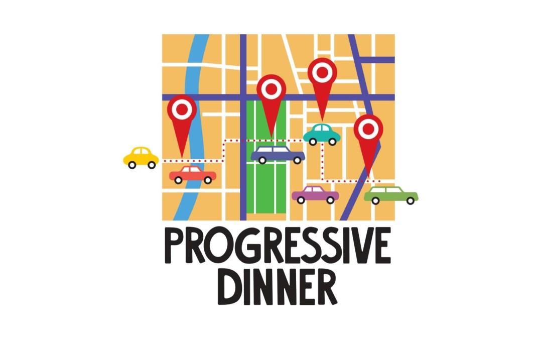 Youth Progressive Dinner and White Elephant Gift Exchange