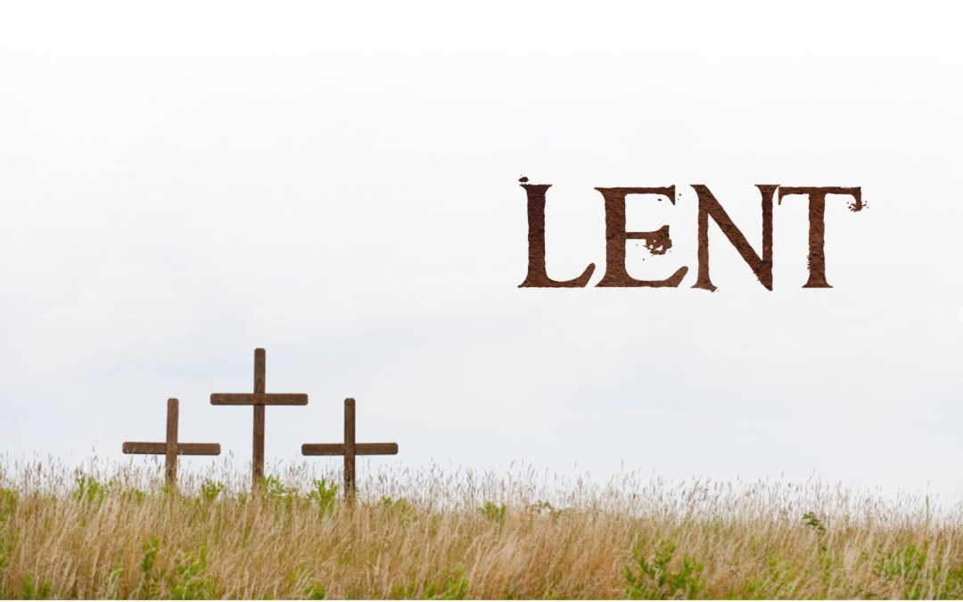 Lent and Holy Week Schedule