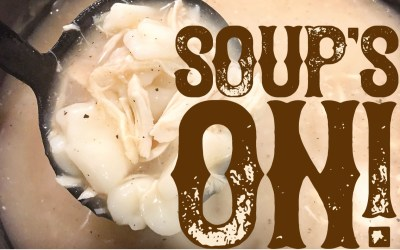 Soup's On! Ash Wednesday Lenten Meal – Shawnee Campus