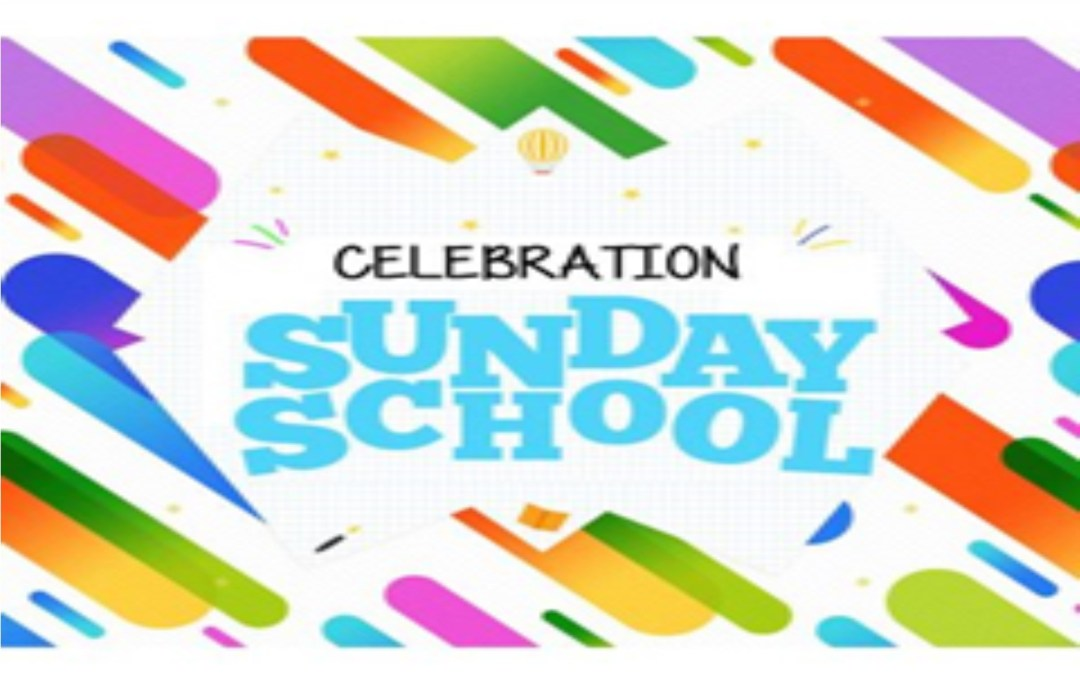 Sunday School Celebration and Summer Programming