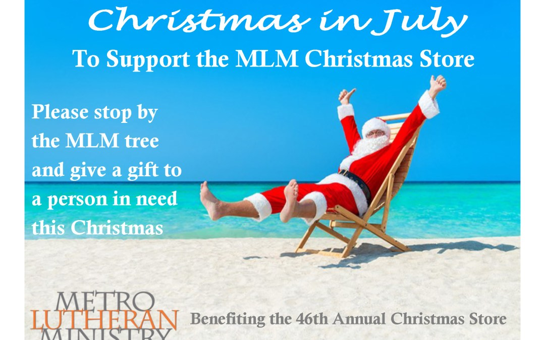 """""""Dreaming of Christmas"""" at MLM Christmas Store"""