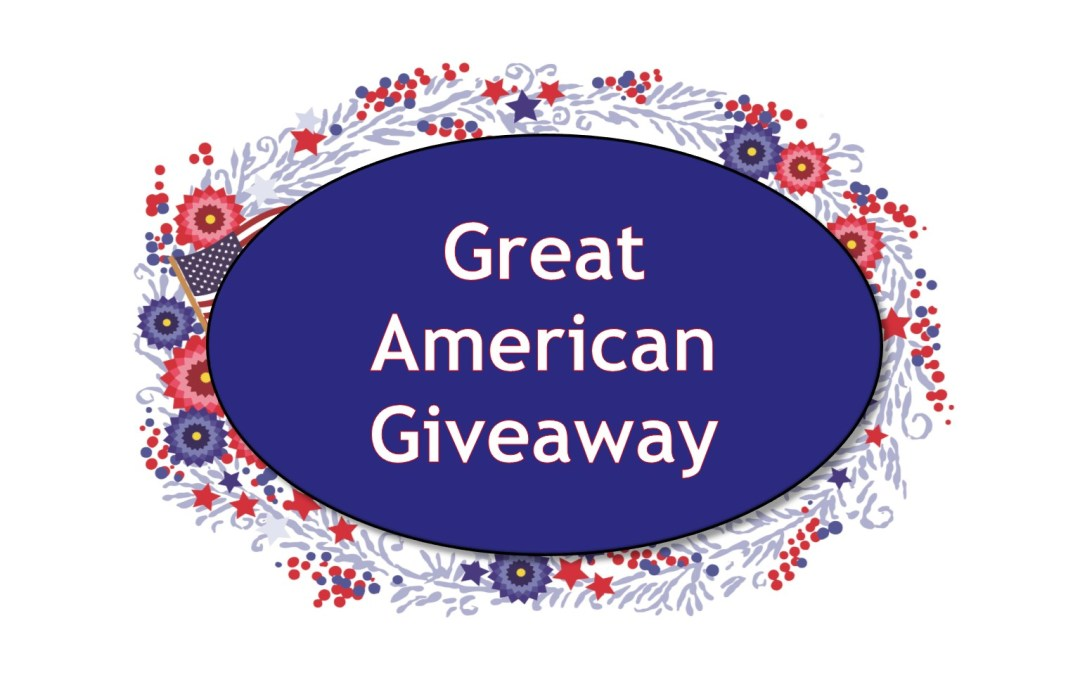Great American Giveaway Thank You!