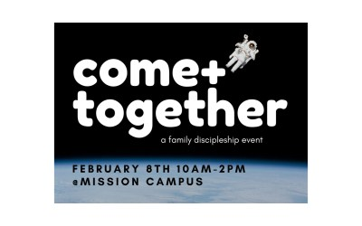 Come Together Youth Family Event