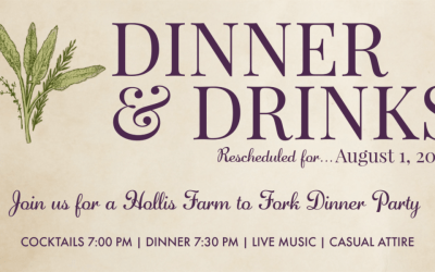 Farm to Fork Hollis Event