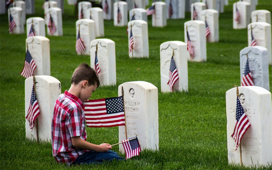 In Remembrance, Memorial Day Weekend, 2020