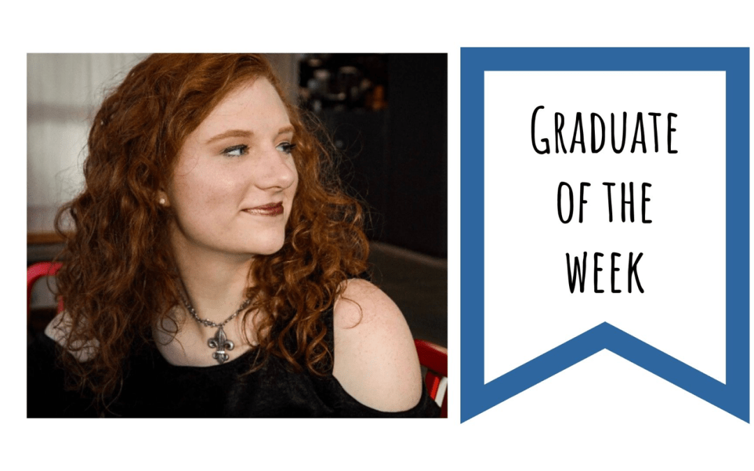 Graduate of the Week: Lauren Kellogg