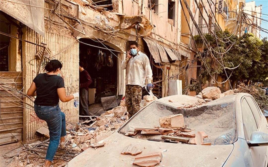 Help for Lebanon