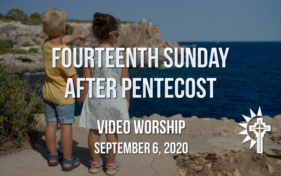 Sunday Worship – September 6