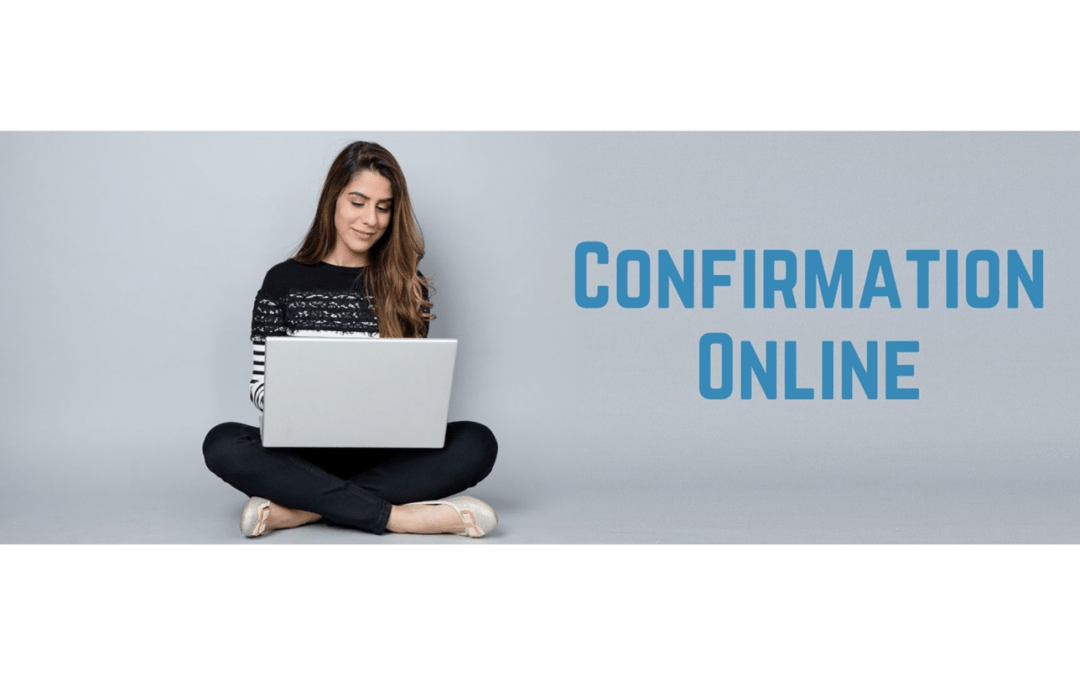Confirmation Online