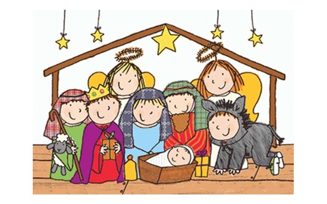 """""""In a Little Stable"""" Children's Christmas Worship Video"""