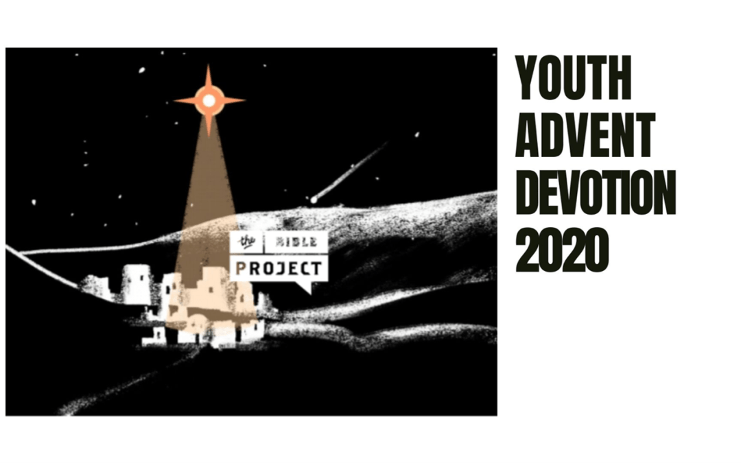 Youth Advent Devotion 2020
