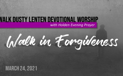 Midweek Lent Devotional Worship – March 24
