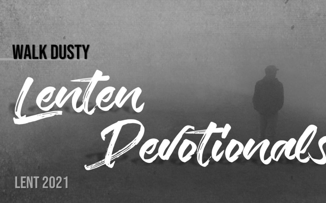 Lenten Devotionals Available