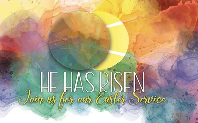 Holy Week Schedule and Easter Reservations