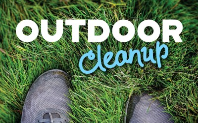 New Date! Shawnee Campus Grounds Clean Up Day