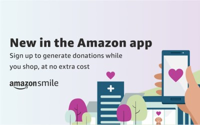 Support Trinity with Amazon Smile