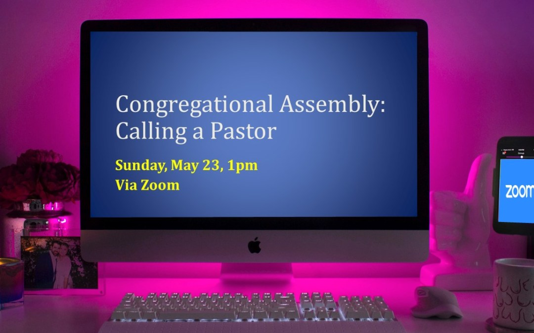 Congregational Assembly May 23