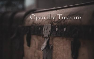 Open the Treasure