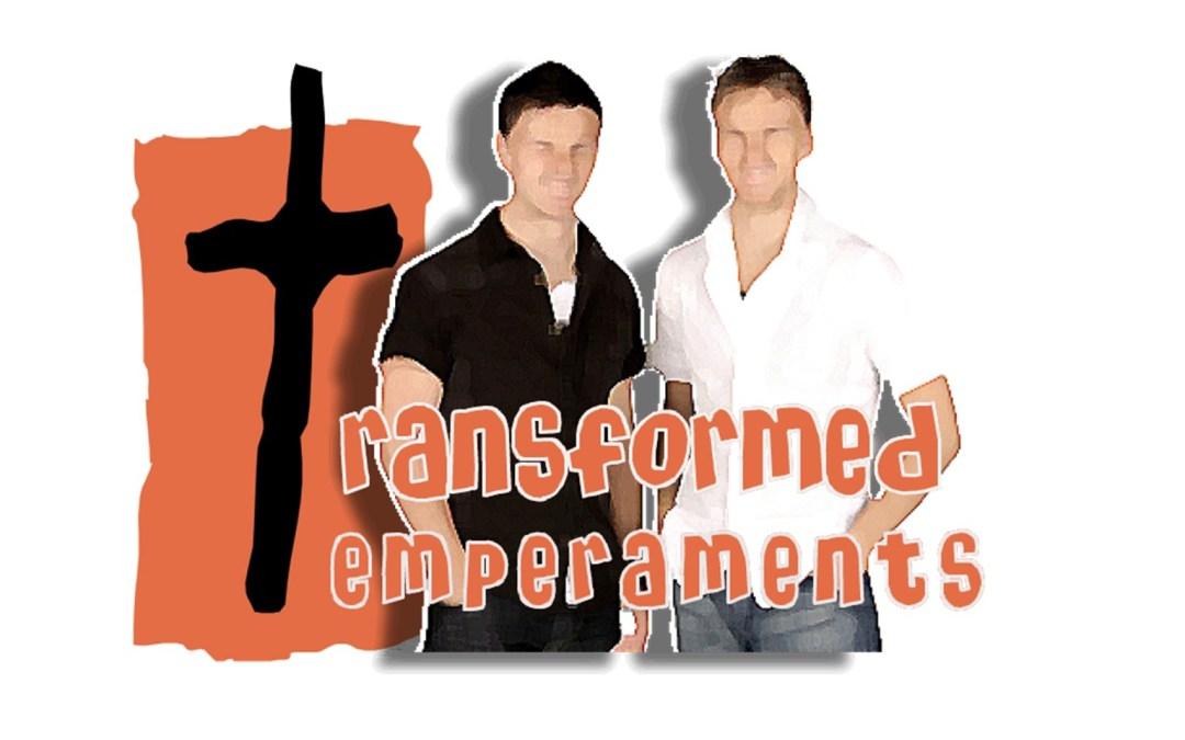 New Bible Study: Transformed Temperaments