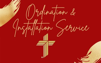 Ordination and Installation at Bethany
