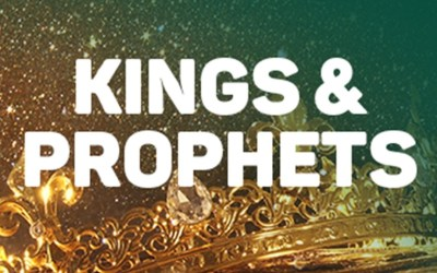 Kings and Prophets Bible Study