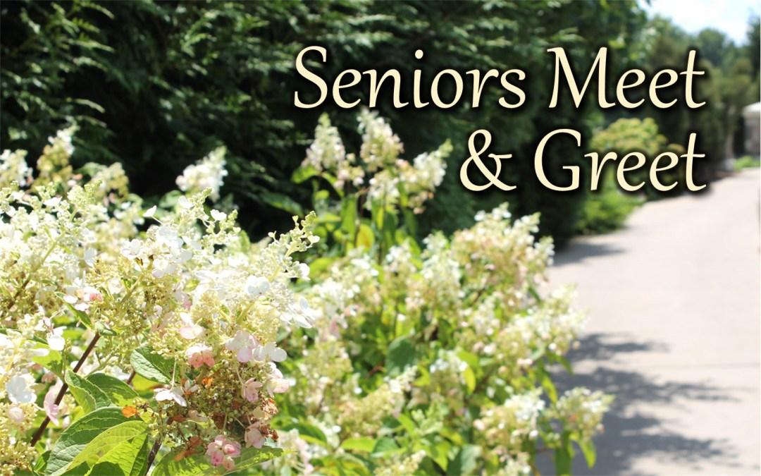 Overland Park Arboretum Meet & Greet