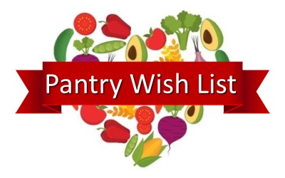 Pantry Wish List