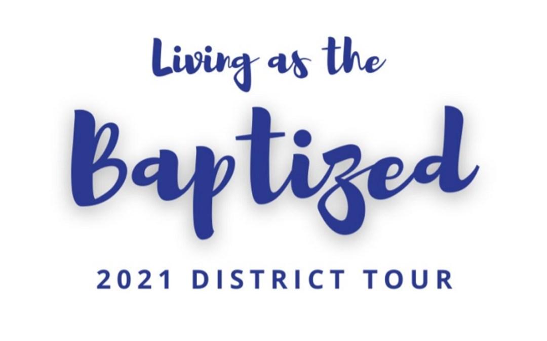 """Living as the Baptized"" 2021 Kansas District LCMS Tour"