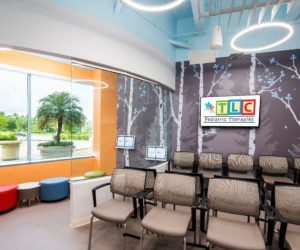 TLC Pediatric Therapies Orlando Office Waiting Room