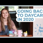 3 Tips For Returning To Daycare: Pandemic 2020 - Plano TX uploaded to TLCSchools.com Texas