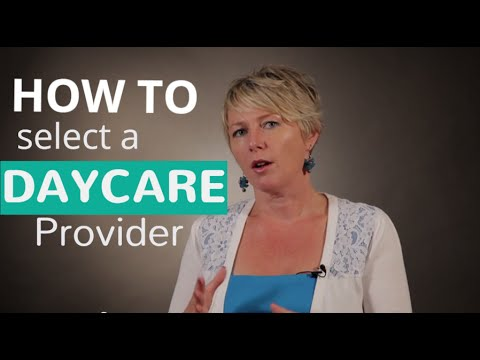 How To Select A Daycare Provider - TLCSchools.com Plano TX uploaded to TLCSchools.com Texas