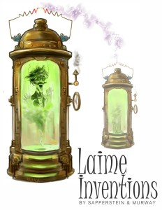 Laime Inventions Cover Art
