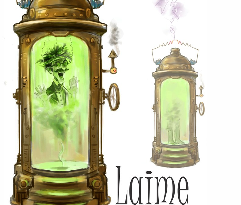 Laime Inventions – comedy play released