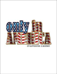 only in america script cover plain
